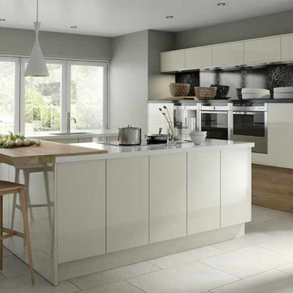 Our latest kitchen installations