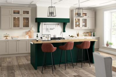 A new colour, from Masterclass Kitchens