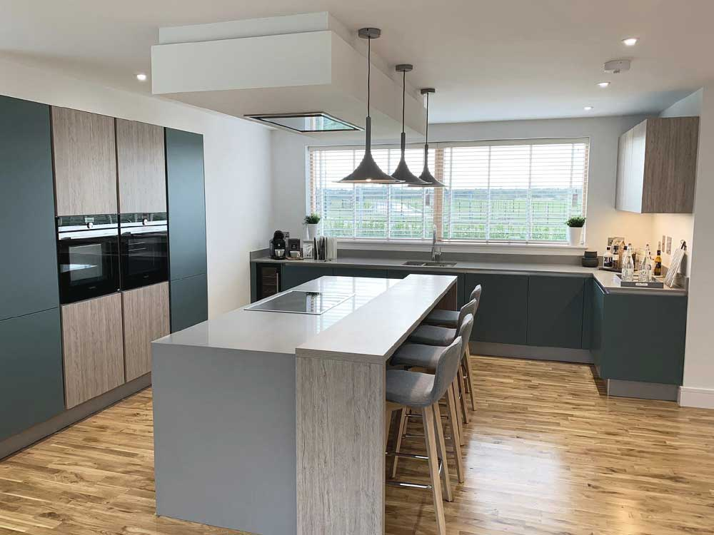 Look… More beautiful contract kitchens from Stadium Studios